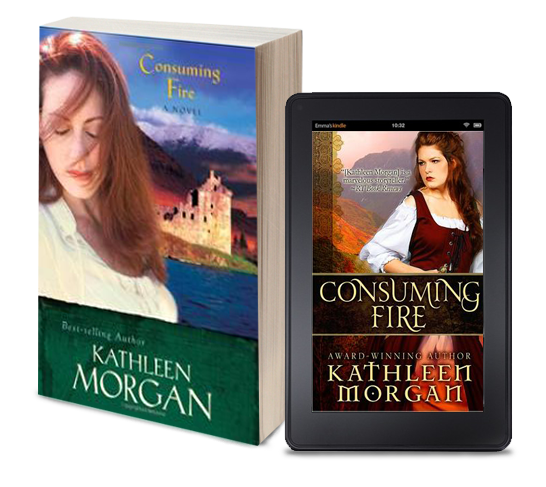 Consuming Fire by Kathleen Morgan